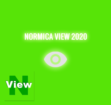 Normica View 2020 Einzelplatzversion